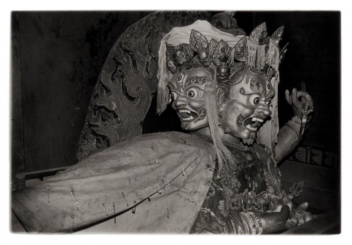 Double Deity, Tibet '81